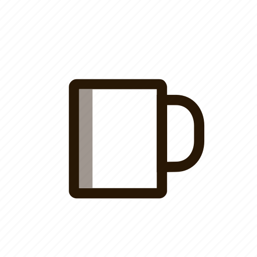 coffee mug, mug, tea mug icon