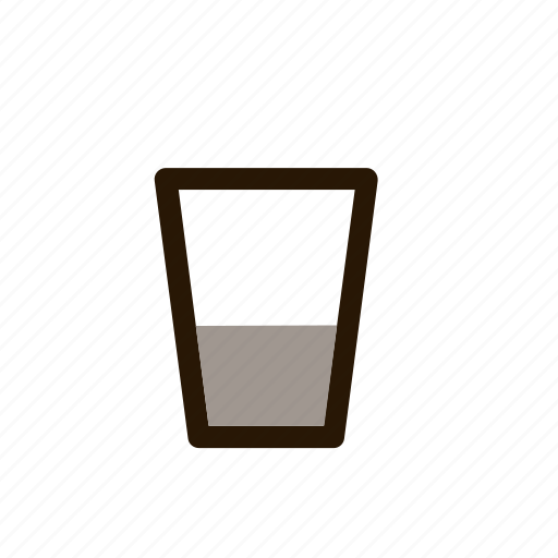 beverage, cup, drink, glass icon