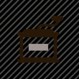 food, grinder icon