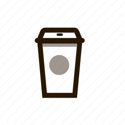 bucks, coffe cup, cup, paper, starbucks icon