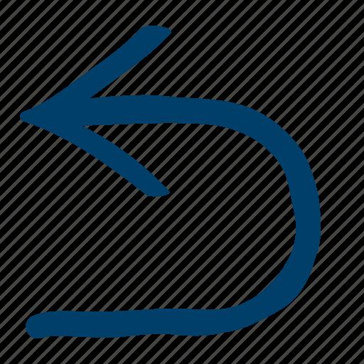 Back, left, return icon - Download on Iconfinder