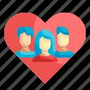 love, friend, relation, friendship, social