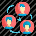 relationship, teamwork, user, networking, communication