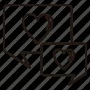 couple, friendship, heart, love, romance, valentine, wedding