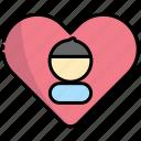 love, heart, romance, friendship, romantic, valentine, man
