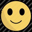 smiley, emoji, face, emoticon, expression, happy, smile