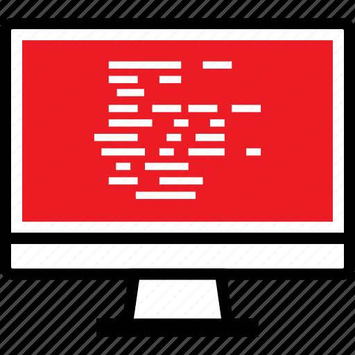 coding, developer, development, web icon