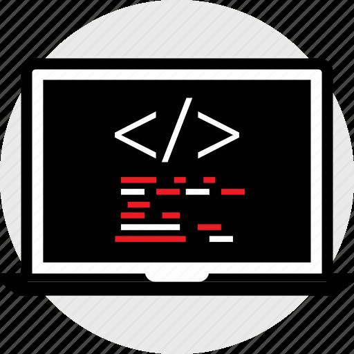 coding, dev, developer, development, web icon