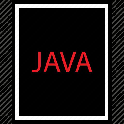 coding, developer, development, file, java, web icon