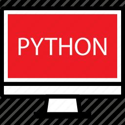 code, coding, developer, development, pc, web icon