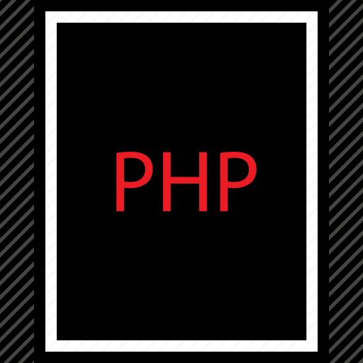 coding, developer, development, php, web icon