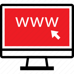 click, coding, developer, development, web, www icon