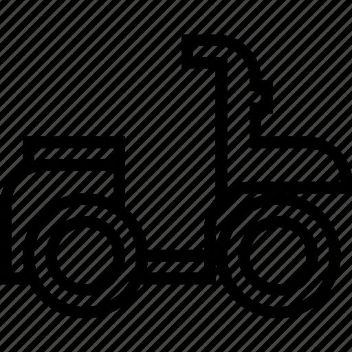 bike, scootey, transport, vehicle icon