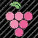 fruit, grape