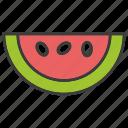 fruit, watermelon