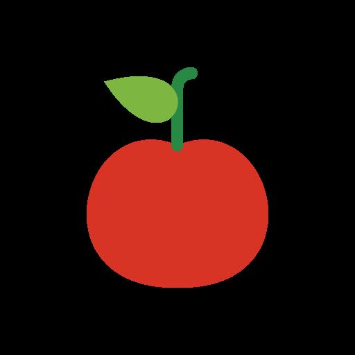 food, fresh, fruit, healthy, vegetarian icon