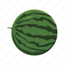food, fruit, health, sweet, watermelon icon