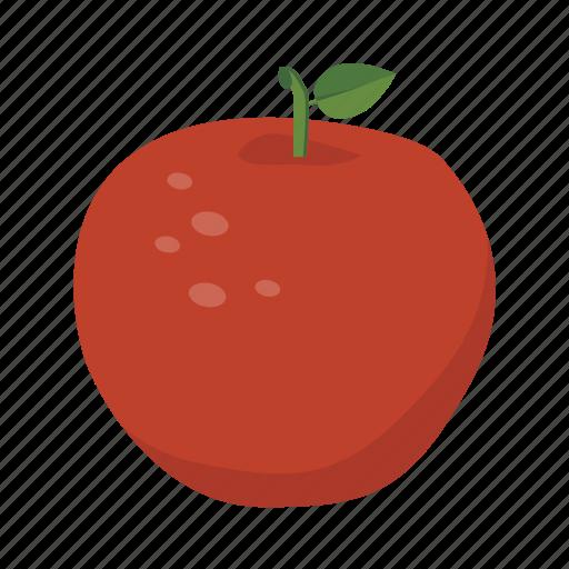 apple, food, fruit, health, sweet icon