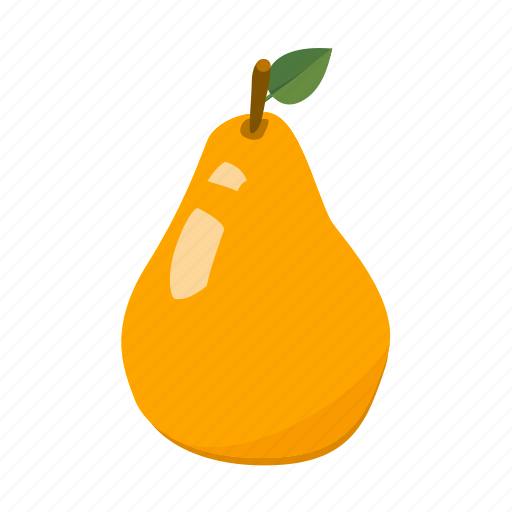 food, fruit, health, pear, sweet icon