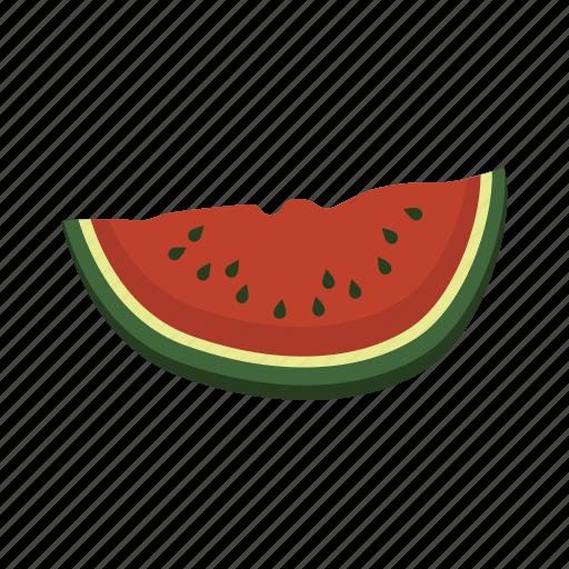 food, fruit, health, sweet, watermelon icon