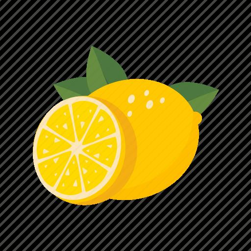food, fruit, health, lemon, lime, sweet icon