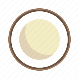 coconut, copra, food, fruit, summer, tropical, water icon