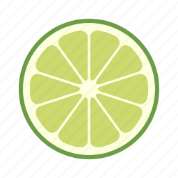 citrus, food, fruit, green, lemon, lime, vitamin icon