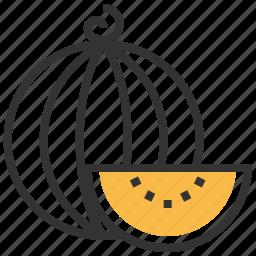 dessert, food, fruit, sweet, watermelon icon