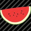 berry, fresh, fruit, juice, watermelon icon