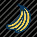 banana, diet, food, fruit, healthy, meal, organic