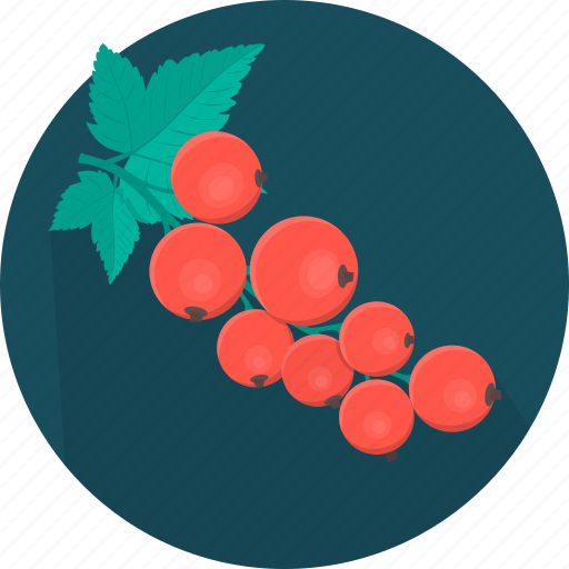 cooking, currant, food, fruit, kitchen, meal, plant icon