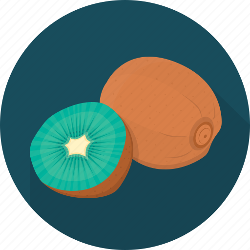 cooking, food, fruit, kitchen, kiwi, meal, plant icon