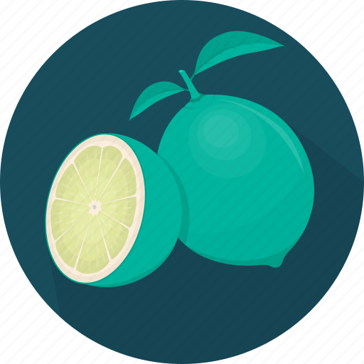 cooking, food, fruit, kitchen, lime, meal, plant icon
