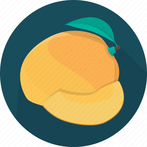 cooking, food, fruit, kitchen, mango, meal, plant icon