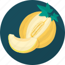 cooking, food, fruit, kitchen, meal, melon, plant icon
