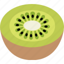 chinese, fruit, gooseberry, hayward, kiwi, kiwifruit icon
