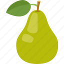 bartlett, comice, d'anjou, european, fruit, orchard, pear icon