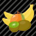 citrus, fruit, fruit mix, fruits, green, orange, yellow icon