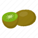 fruit, fruit mix, fruits, green, kiwi, kiwi combination, kiwi mix icon