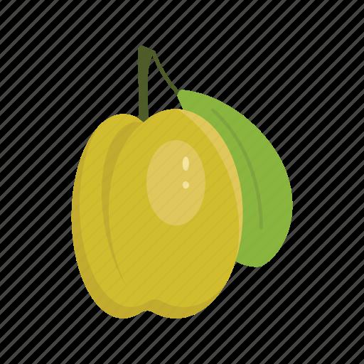 fruit, fruit mix, fruits, plum, plum yellow, vitamin, yellow icon