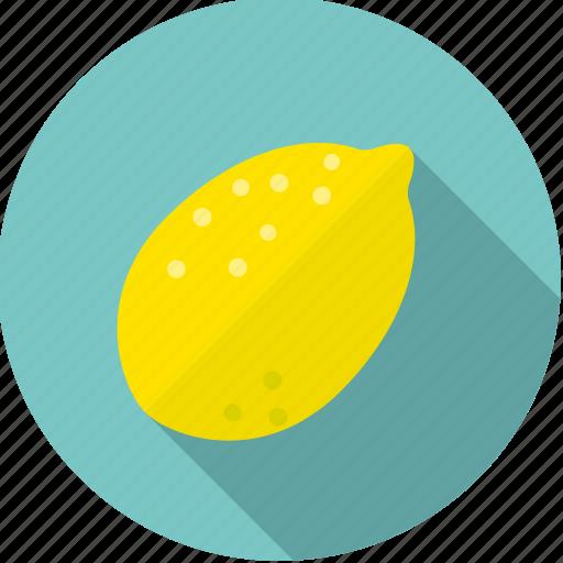 citrus, food, fresh, fruit, lemon, sour icon
