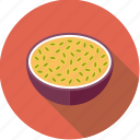 exotic, food, fresh, fruit, half, passion fruit, tropical icon