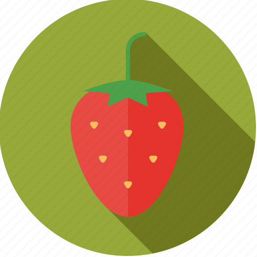 Food, fresh, fruit, strawberry icon - Download on Iconfinder