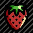 cake, cream, dessert, fresh, fruit, strawberry, sweet