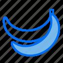 fruit, food, healthy, banana