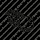 custard apple, farm, food, fruit, nature, organic icon
