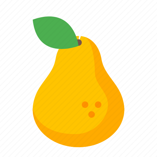 Food, fruit, pear icon - Download on Iconfinder