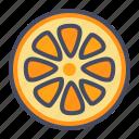 citrus, fruit, orange