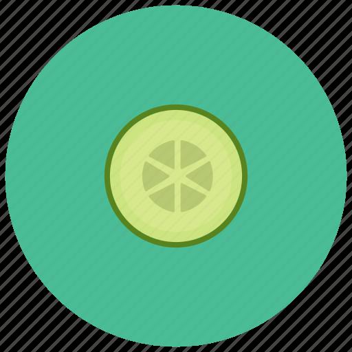 cucumber, food, organic, vegetable icon