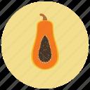 food, fruit, organic icon